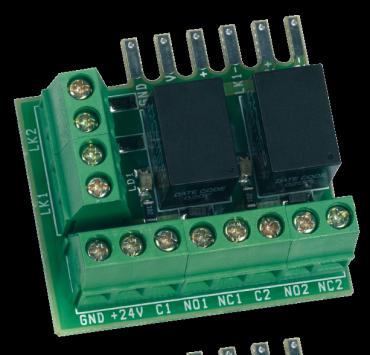 modulo controllo serrature CAA110P