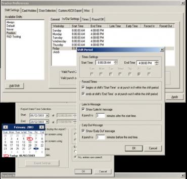 Software per controllo accessi CENTAUR LITE