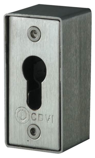 Selettori in Acciaio con Cilindro Europeo CACx per controllo accessi e antintrusione