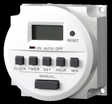 Orologi Settimanali Digitali per controllo accessi e antintrusione