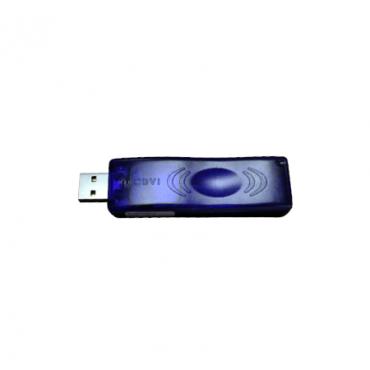 Lettore USB a 13,56Mhz per caricamento badges in anagrafica ATRIUM & CENTAUR direttamente da PC