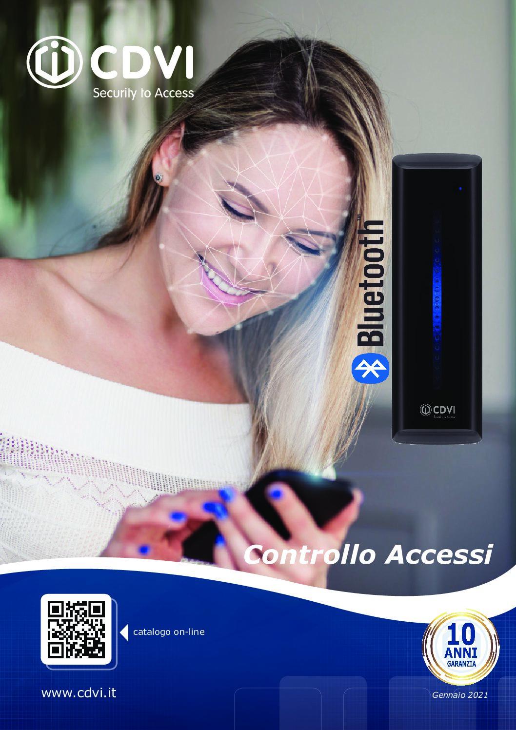 Catalogo Controllo Accessi Gennaio 2021