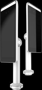 Monitor sistema rilevamento temperatura corporea FTC1000