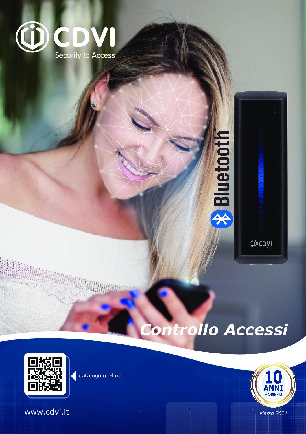 Catalogo Controllo Accessi Marzo 2021