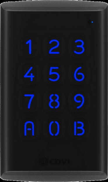 K3 Tastiera + Lettore DESFire EV2 Mifare e Bluetooth