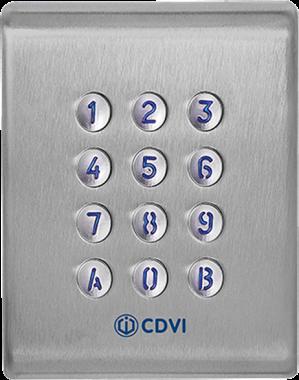 Tastiera Antivandalo Bluetooth di Controllo Accessi KCIN-BT