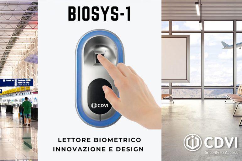 Lettori biometrici - controllo accessi